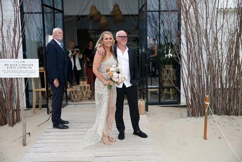 Bruiloft René van de Gijp